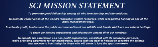 SCI-Mission-Statement